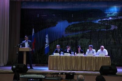 Представители района приняли участие в межрайонном семинаре по вопросам местного значения