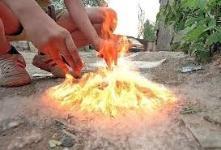 Тополиный пух — причина возникновения пожаров