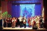 Участники районной творческой программы Танцевальный коллектив «С любовью к творчеству »  р.п. Железнодорожный