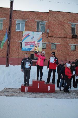 Кубок сельских Игр уехал в Железнодорожный.