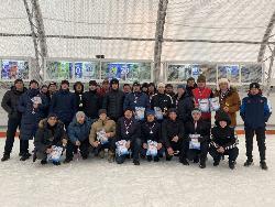 Турнир по хоккею с мячом памяти Евгения Гришина