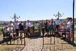 Четвёртого июня в селе Узкий Луг состоялось открытие памятника Михаилу Васильевичу Загоскину