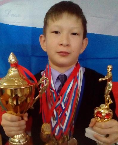 Боксеры районной ДЮСШ успешно выступили на Чемпионате Сибирского Федерального округа