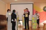выступление команды «Биб- персоны»  Тубинского муниципального образования