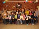 Участники V районной творческой школы для обучающихся художественного отделения МОУДОД РДШИ