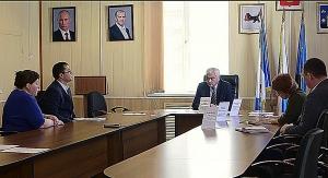 29.12.2017 Министр ЖКХ региона посетил Черемховский район