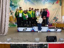 Спортсмены Куйтунского района серебряные призеры на спартакиаде среди дворовых команд Иркутской области.