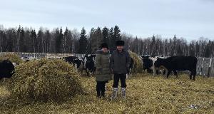Залог успеха фермера -  в его нелегком труде