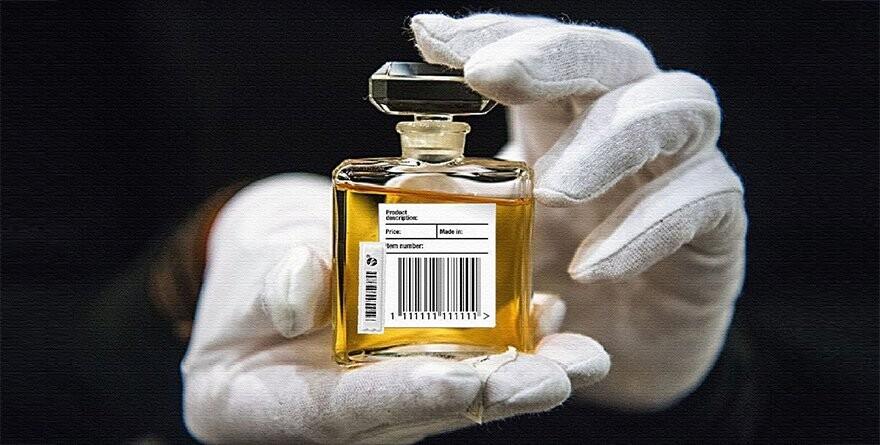 Маркировка парфюмерно – косметических товаров