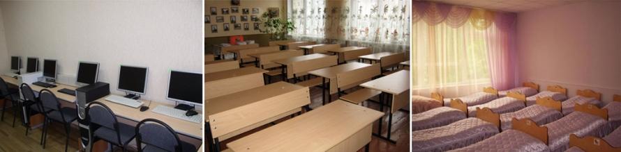 Для школ и детсадов по «Народным инициативам» на 8 млн рублей закупают мебель  и оборудование