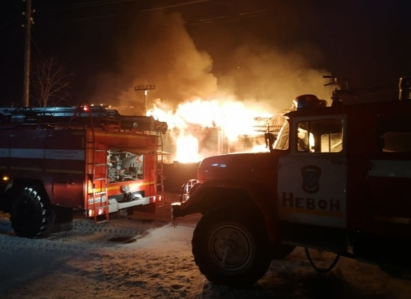 В Иркутской области вновь наблюдается рост бытовых пожаров. Погибли два человека. Оперативная обстановка за сутки