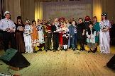 Памятное фото участников районного фестиваля-конкурса, посвященного году театра