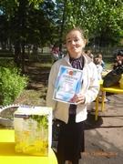 Т.В. победитель в литературной номинации