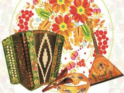 Районный конкурс «Играй, гармонь!» пройдет 1 июля