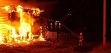 Перечень пожаров с групповой гибелью людей, происшедших на территории Иркутской области за истекший период 2017 года