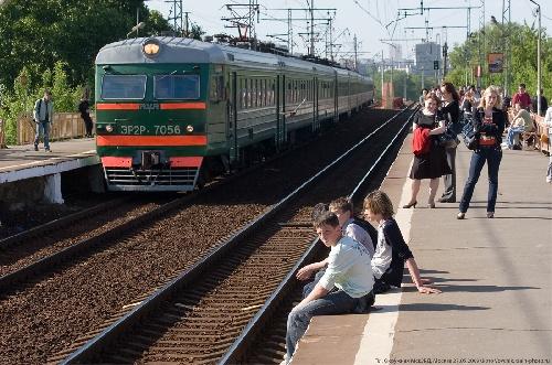 О травматизме граждан на железной дороге