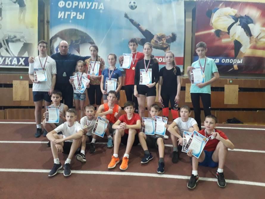 Чунские легкоатлеты стали призерами соревнований в Братске