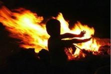 Маленькие дети при пожаре не бегут прочь,  а прячутся в укромных местах — это особенность детской психологии