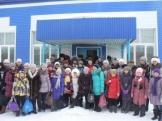 Воспитанники МОУДОД РДШИ отправляются на конкурс Рождественская звезда г.Братск