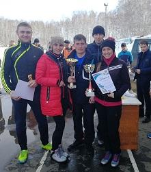 Кубок победителя отправился в Карымск