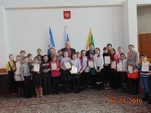 В декабре наша школа отправляла 13 работ на конкурс «Цивилизация»
