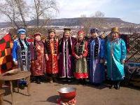 Народный фольклорный коллектив «Алтан булаг»