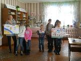 Экологический конкурс в Эдучанской библиотеке