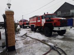 Осложнение оперативной обстановки с пожарами в Иркутской области зарегистрировано в выходные дни