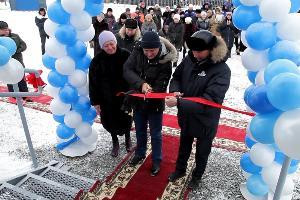 Новый ФАП открыт в Бурхуне