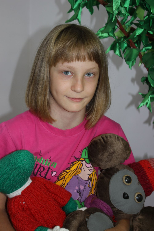 Алина С., октябрь 2007 г.р.