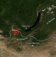 12 января 2020 года в 5.33 утра в Приангарье произошло сильное землетрясение
