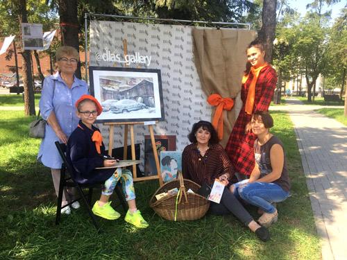 Выездная школа искусств «Область Искусства» отправляется в тур по Иркутской области