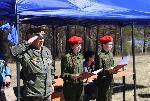 Традиционный день призывника состоялся на прошлой неделе в окрестностях села Узкий Луг