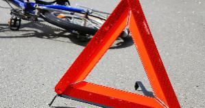 В Осинском районе в дорожно – транспортном происшествии пострадал несовершеннолетний велосипедист