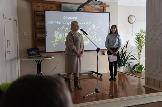 Приветственные слова в адрес гостей и участников директора МБУ ДО Школа искусств №2 города Усть - Илимск