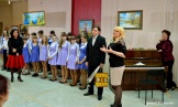 С пожеланиями творческих свершений, Алексея поздравили деятели культуры г.Усть-Илимска и Усть-Илимского района