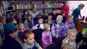 22.12.2017 Голуметская библиотека переехала в новое помещение