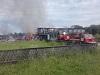 В Пионерском сгорела школа. Причины устанавливаются