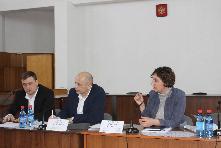 Областные парламентарии побывали в Куйтуне