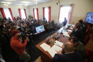 В Тулуне прошло заседание Правительственной комиссии по ликвидации последствий ЧС