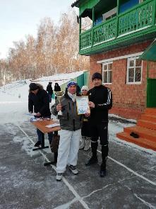 В Куйтунском районе прошли районные зимние сельские  спортивные игры