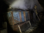 6 января на территории Иркутской области было зарегистрировано 15 пожаров. Травмы получили три человека. Оперативная обстановка с пожарами