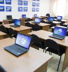 Оснащение учебных заведений оргтехникой