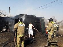 «Сообщает служба 01» Основное количество пожаров в Куйтунском районе происходит по причине неосторожного обращения с огнем.