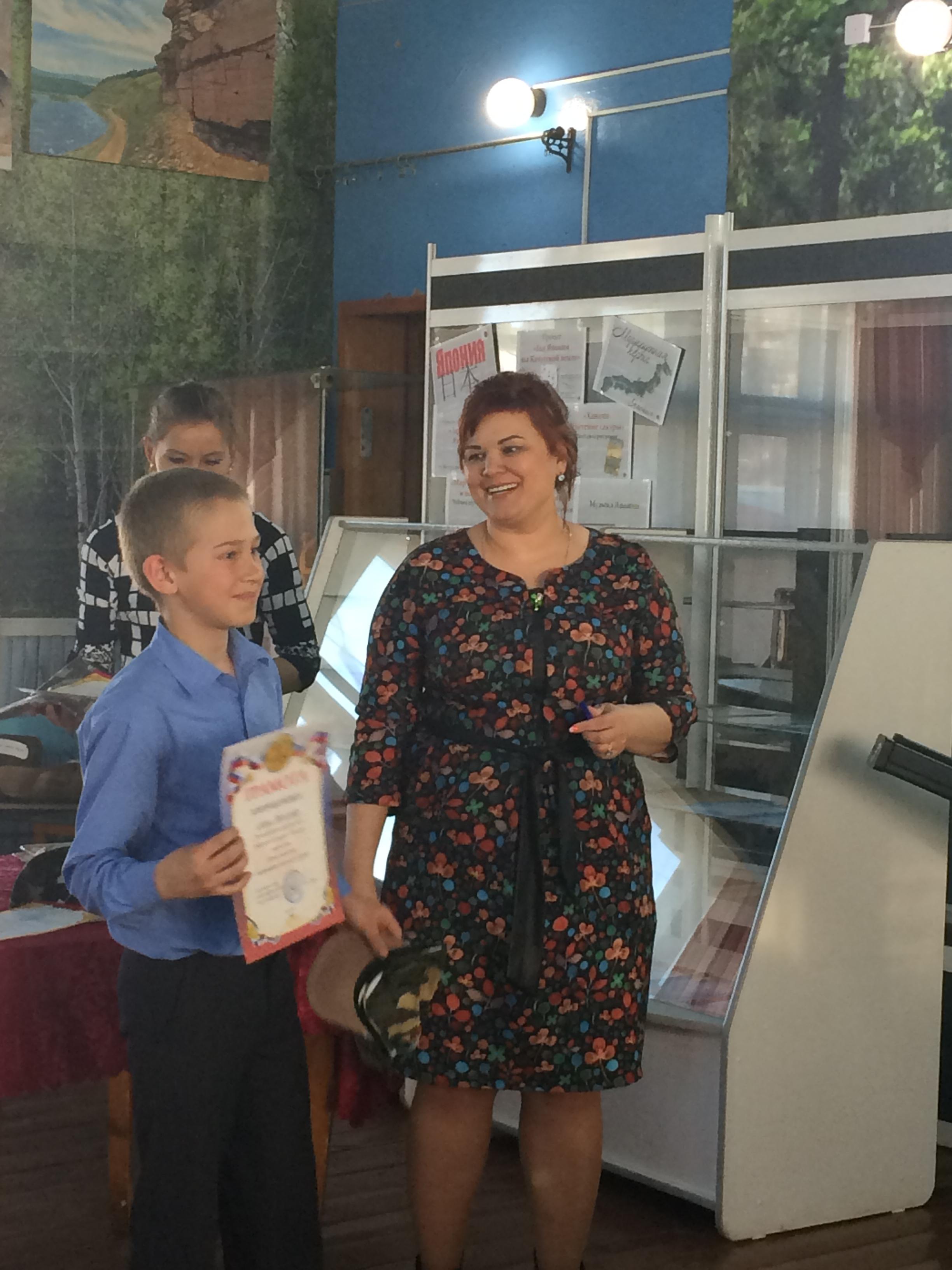 Районный конкурс детского творчества «Юные таланты»