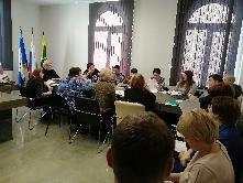 Заседание организационного комитета
