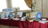 Книжная выставка «Сквозь призму сердца» произведений В. Забелло и В. Нефедьева