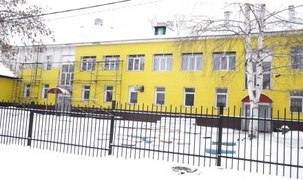 Детский сад «Рябинка» открылся после ремонта