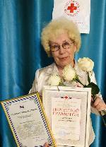 Работа Черемховского районного отделения Красного Креста признана по всем показателям лучшей в области