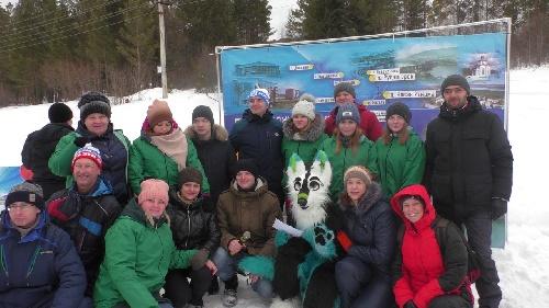 127 участников вышли на «Лыжню России – 2020»
